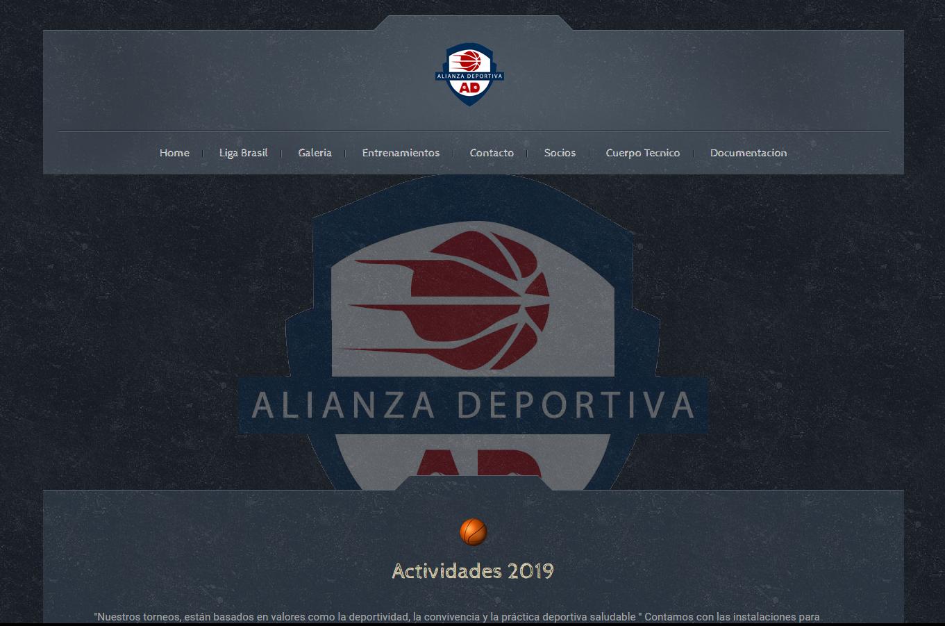 Portal Club Deportivo
